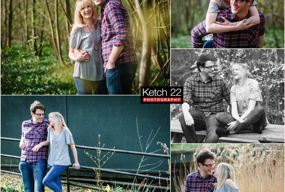Pre wedding photography Worcestershire