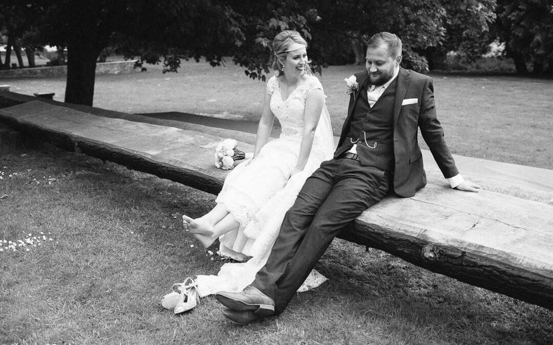 Eastington Park weddings Gloucestershire