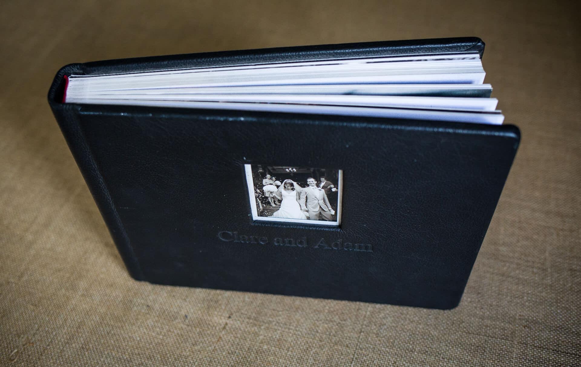 Black wedding album