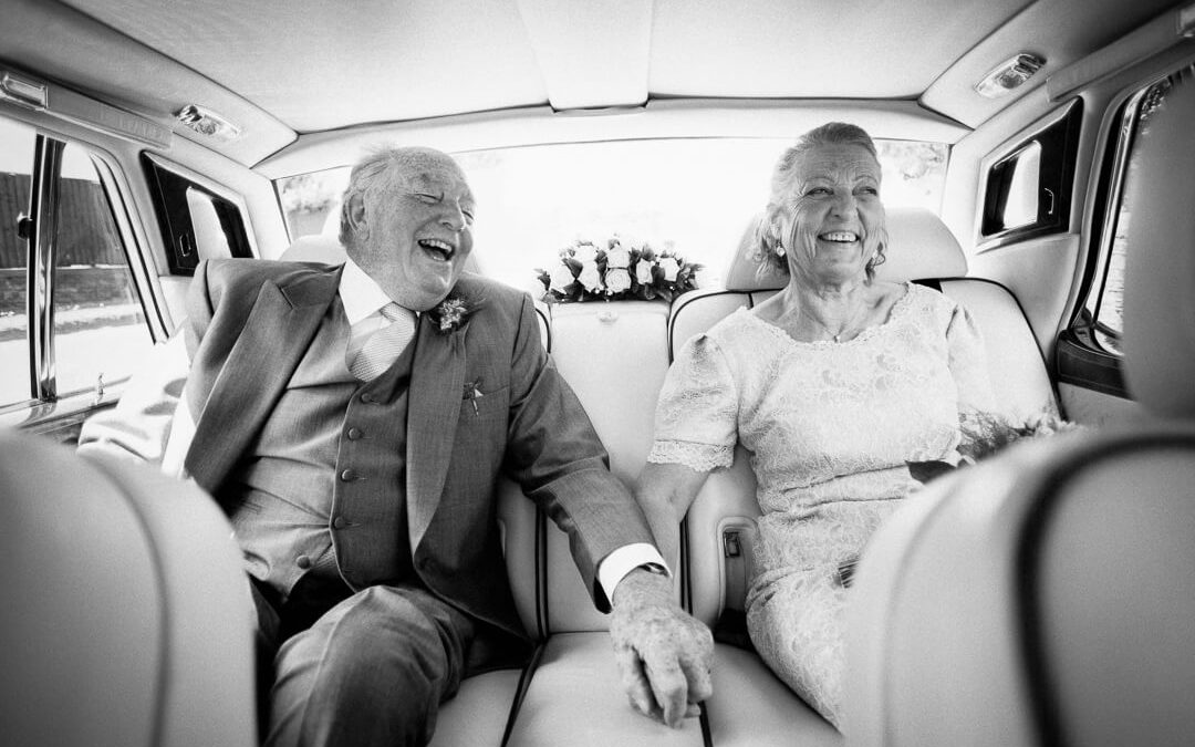 Never too late for love / Scilla & Dick's wedding